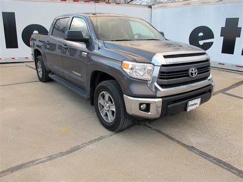 towing capacity for toyota tundra towing capacity of toyota tundra with a fifth wheel hitch