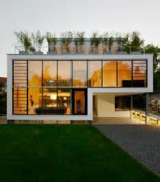 home design companies energy optimized house with roof terrace louver windows