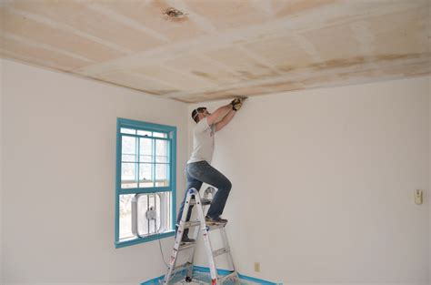 Scraping Painted Popcorn Ceilings by 100 Scraping A Popcorn Ceiling How 5 Is The Magic Number How To Easily Remove An