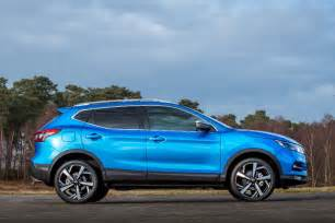 new car diesel 2017 nissan qashqai gets sharper design diesel car magazine