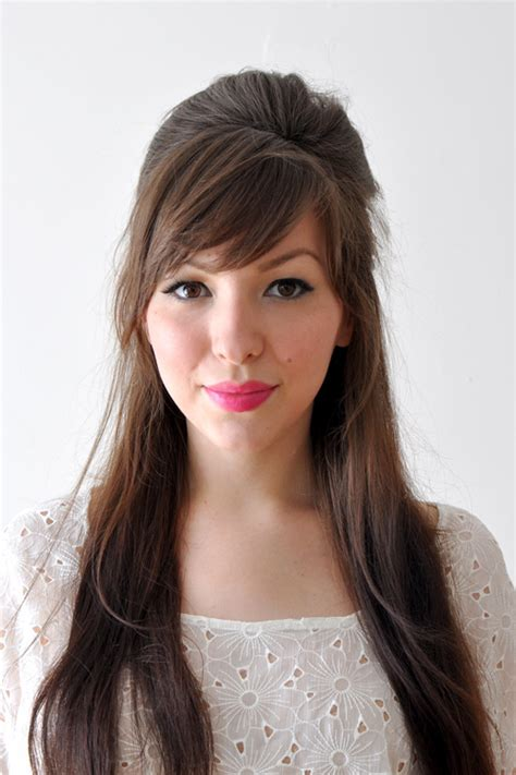 hairstyles bangs up best 13 stunning ideas of half up hairstyles for wedding