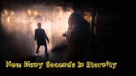 eternity humanitys next billion doctor who unreleased music heaven sent how many seconds in eternity youtube