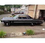 Driving Project 1963 1/2 Ford Galaxie 500 Fastback
