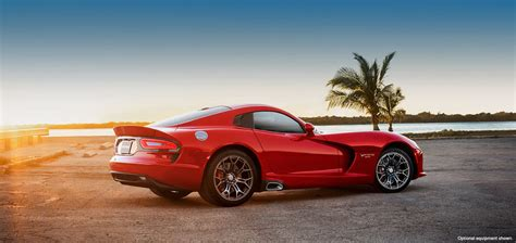 dodge sports car 2016 dodge viper crafted sports car