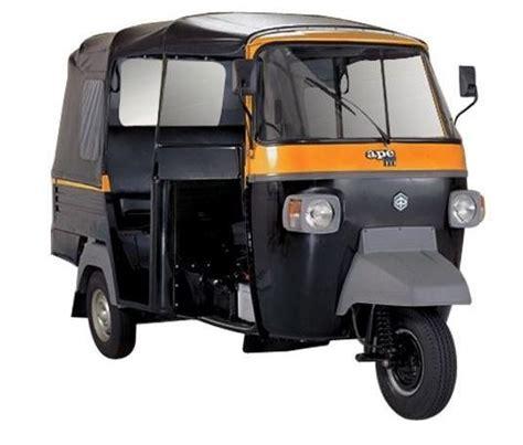 Piaggio Auto by Piaggio Auto Ape Xtra Dlx Lpg Cng Diesel Price Specs