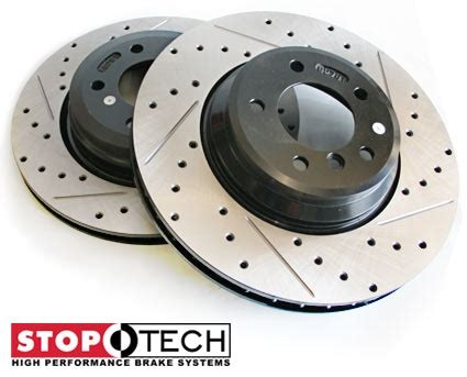 Product Disc Pad Refer Supra X stoptech drilled slotted rotors supra na 93 98 front pair