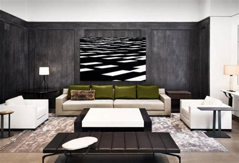 Holly Hunt New York Contemporary Living Room new york by Holly Hunt