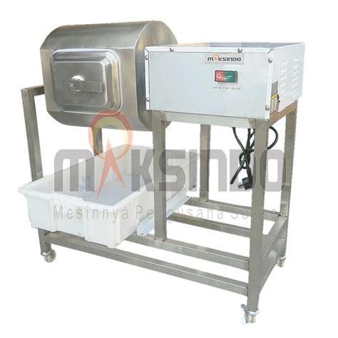 Daftar Mesin Blender Daging mesin marinasi pencur bumbu dan daging ayam ikan toko