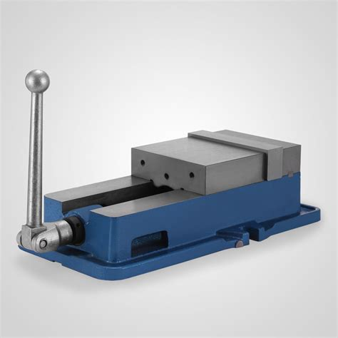 machine bench 6 accu lock vise precision milling drilling machine