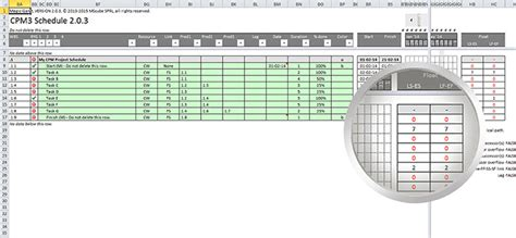 chemin critique dans le diagramme de gantt logiciel de planification diagramme de gantt pour excel
