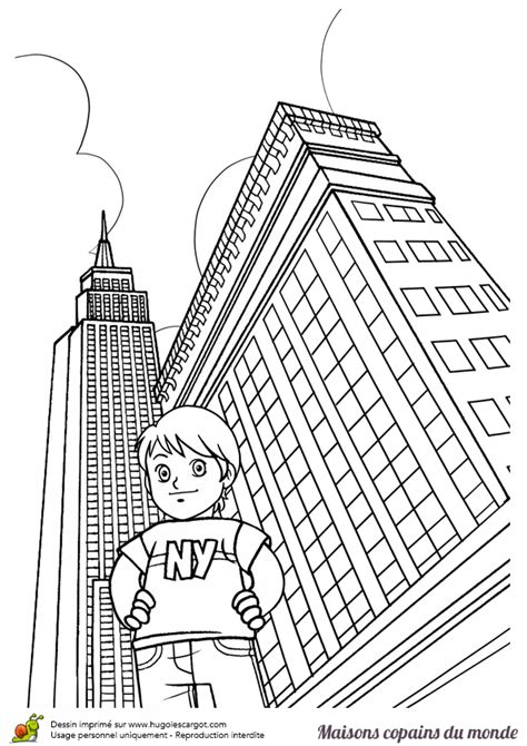 skyscraper 4 buildings and architecture printable