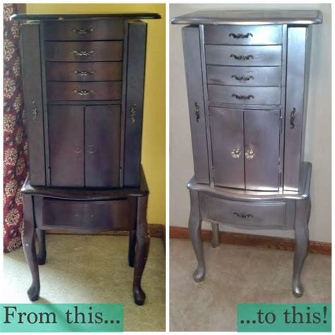 jewelry armoire makeover 1000 images about jewelry chests makeover on pinterest