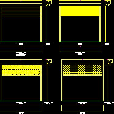 persiana dwg blinds dwg block for autocad designs cad