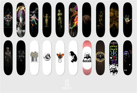 skateboard ideas skateboard decks design by golpeart on deviantart