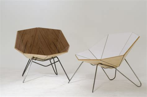 photo 3 of 6 in origami inspired furniture you can fold