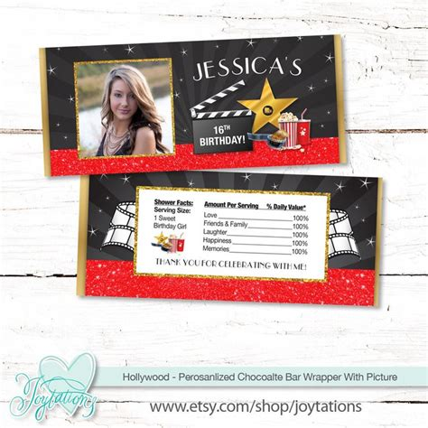 Personalized Wrappers With Picture best 25 chocolate bar wrappers ideas on bar