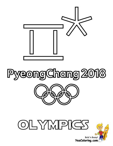 2018 winter olympics a complete guide and activity book for pyeongchang winter olympics books olympics mascot coloring pages free olympic flags