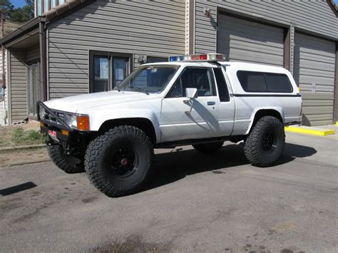 toyota truck lifted who makes a 6 inch suspension lift yotatech forums