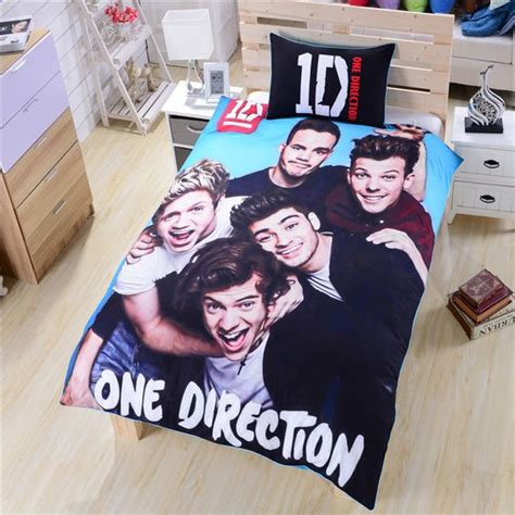 one direction bedding uk famous one direction bedding new soft duvet cover one