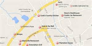 map of blairsville where to eat in blue ridge blairsville ga best