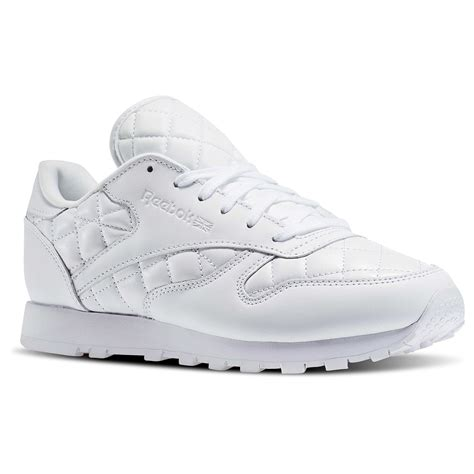 511 Beast Versi 3 White Leather Date reebok classic leather quilted white reebok us