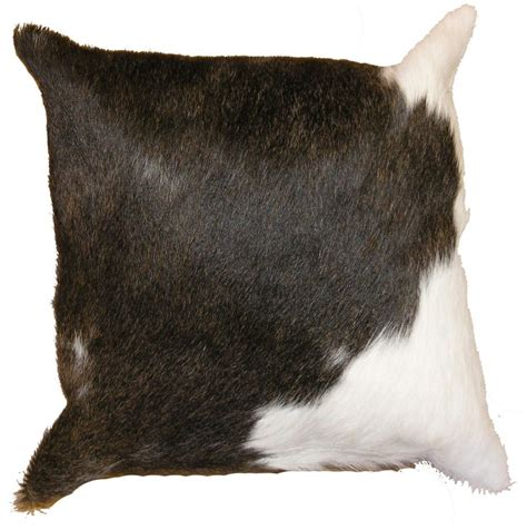 Cow Pillow by Cow Hide Pillow Cowhide