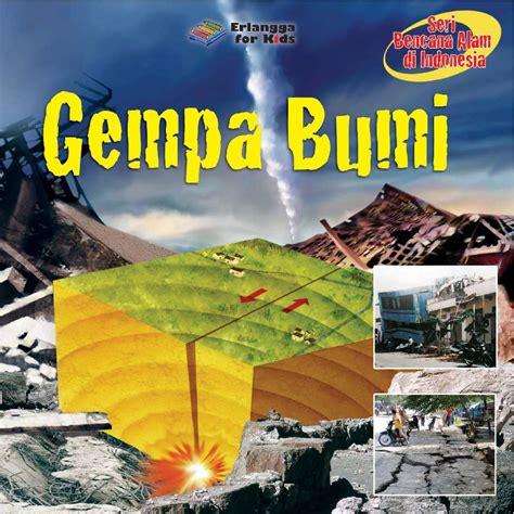 Jual Buku Atlas Walisongo jual buku seri bencana alam di indonesia gempa bumi oleh tim editor atlas geografi