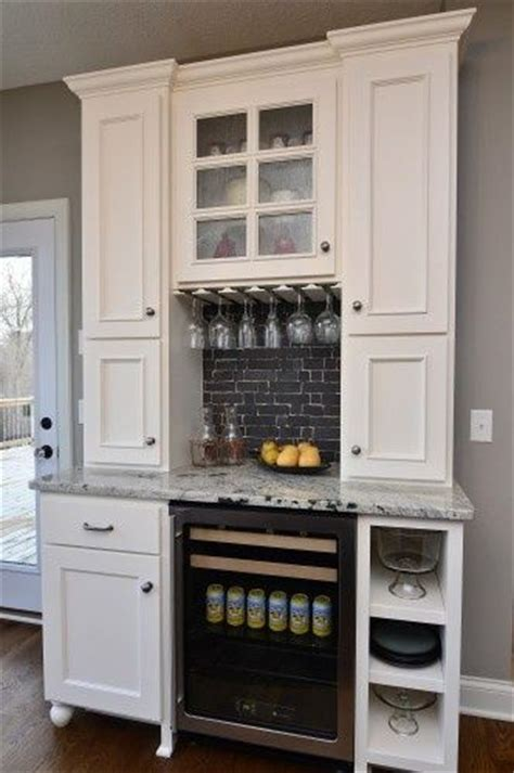 ideas  bar hutch  pinterest kitchen