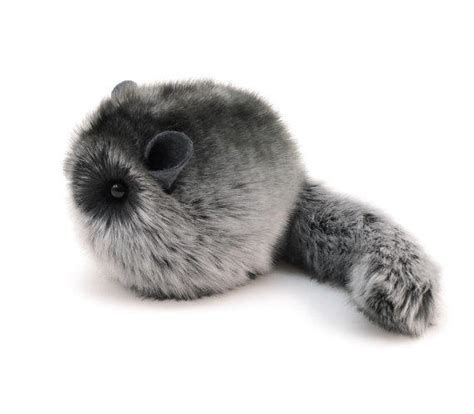 Wolf Bathroom Decor Stuffed Chinchilla Stuffed Animal Cute From Fuzziggles Fuzzy