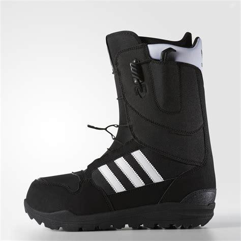 New Setelan Adidas Black new adidas mens zx 500 black snowboarding boots alpine d69153 rrp 163 190 ebay