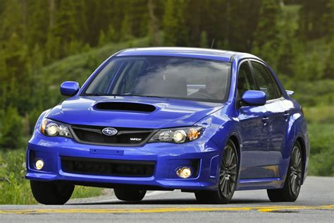 2012 subaru impreza wrx sti reviews specs and prices