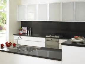 Modern Kitchen Backsplash Best 25 Black Splashback Ideas On Pinterest Modern
