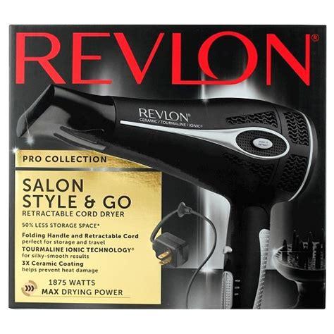 Revlon 174 Ultimate All revlon 174 heat 174 fold go hair dryer target