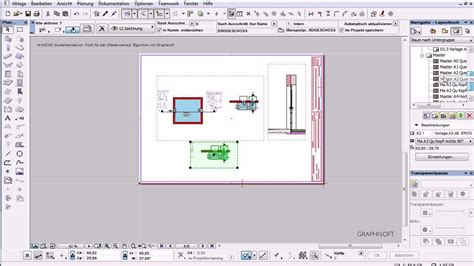 youtube archicad layout archicad 16 nano tut layout pdf einzeln erstellen avi