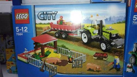 Piyama Tractor Care jual beli best seller lego 7684 city pig farm and