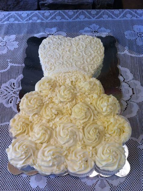 bridal shower cupcakes in shape of wedding dress best 25 wedding dress cupcakes ideas on bridal shower cupcakes bridal shower