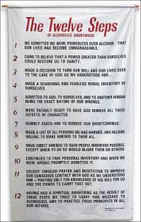 alcoholics anonymous 12 step worksheets abitlikethis