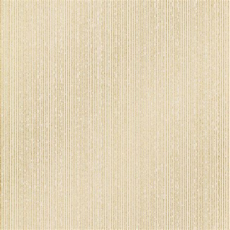 Kenneth James Comares Taupe Stripe Texture Wallpaper
