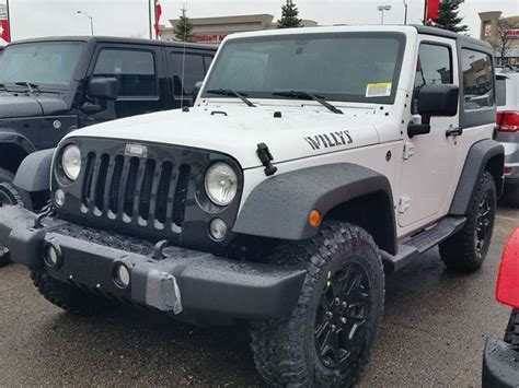 Jeep Of Ontario 2016 Jeep Wrangler Willys 4x4 Vaughan Ontario Car For
