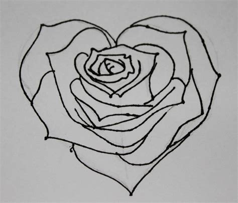 drawn house pencil drawing pencil and in color drawn house pencil cool drawings of roses drawn hearts rose pencil and in