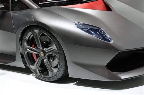 Lamborghini Made Of Carbon Fiber 2010 Lamborghini Sesto Elemento Concept Auto Design Tech