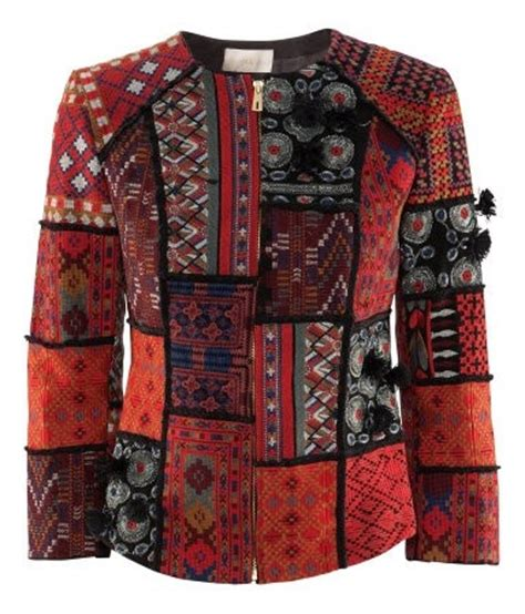 Patchwork Jacket Pattern - 17 best images about jackets patchwork and quilted on