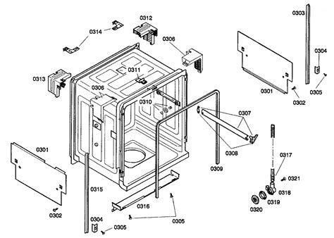 Bosch Dishwasher Repair Manual
