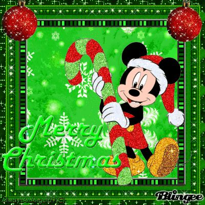 green merry christmas mickey mouse alwaysanangel69