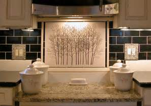Rustic Kitchen Backsplash Tile by Kitchen Back Splash Tile Mural By Designers Choice Tile
