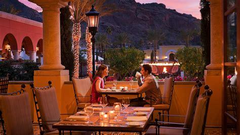 Patio Dining Scottsdale by Scottsdale Resort Packages Omni Scottsdale Resort Spa