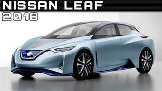 Nissan Electric Car Canada Price 2018 Nissan Leaf Review Rendered Price Specs Release Date