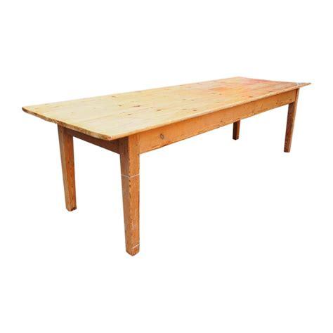 antique large pine kitchen table antiques co uk