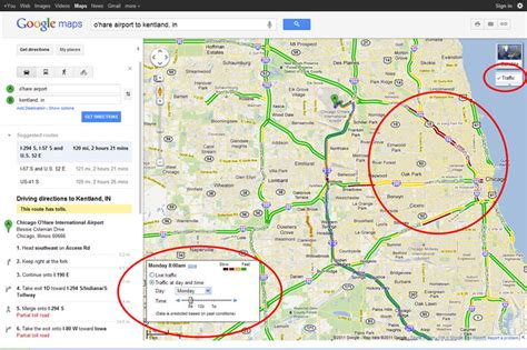 maps n directions driving directions and traffic updates using maps