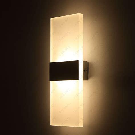 bedside reading l modern led mirror lights 40cm 120cm wall 6w led acrylic wall sconce light fixture modern decor l